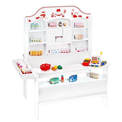 Kaufladen Holz Weiß - Roba Candy Shop Weiß