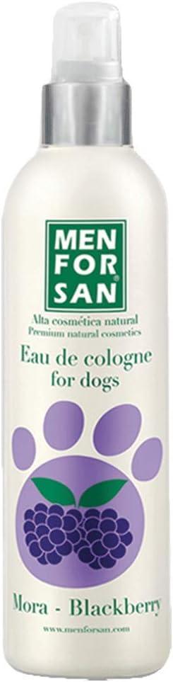 MENFORSAN Agua de Colonia para Perros Mora - 125 ml