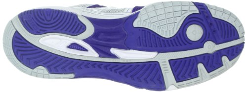 Asics Womens Gel-blade 4 Shoe Purple / White / Lightning