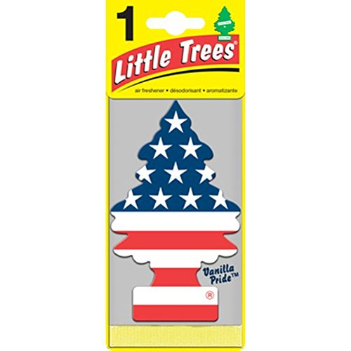 Little Trees Air Freshener, Vanilla Pride