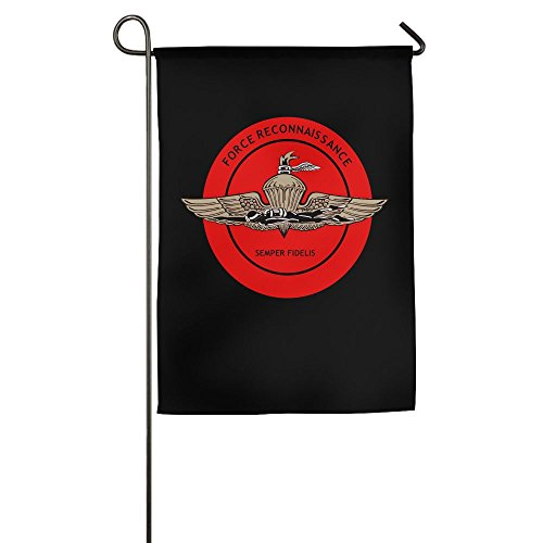 H-flag United States Marine Corps Force ReconnaissanceGarden