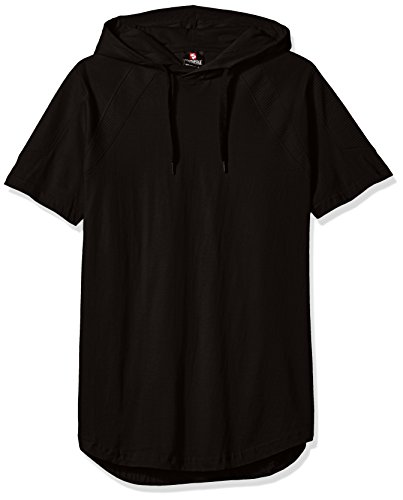 Southpole Sleeve Hooded Details Shoulders