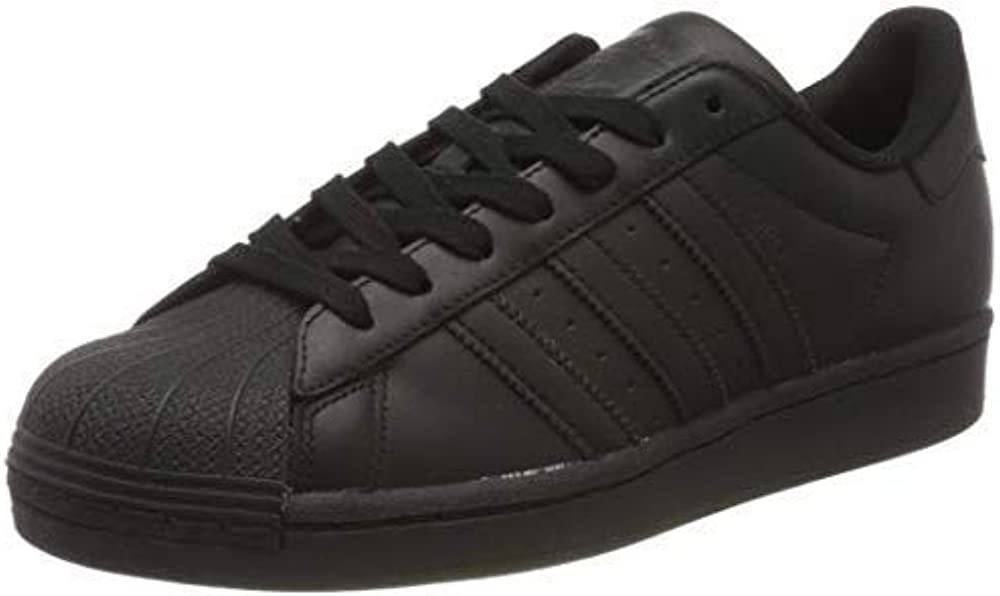 Adidas Herren Superstar Leichtathletik-Schuh Ftwr White Core Black Off White