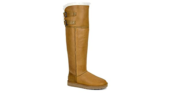 aece1237c4f UGG Women's Devandra Boot Vintage Chestnut Size 11 B(M) US: Amazon ...