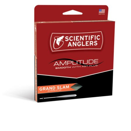 Scientific Anglers SA Amplitude Smooth Grand SLAM Taper, WF-8-F