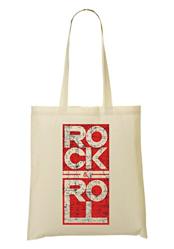 À Tout Fourre Sac Provisions Roll N Music Guitars Sac Vintage Lifestyle Rock 8q0fvv