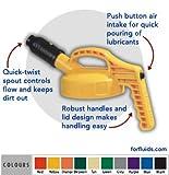 OilSafe 100507 Purple Stumpy Spout Lid