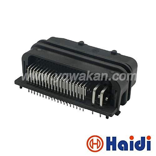 Gimax 1set 81pin tyco ECU electronic control unit for 368376-1 1-1355171-1 81 way PCB connector MG641855-5/MG642475-5 - (Color: 10sets)