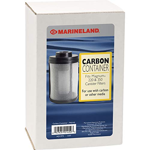 (Marineland PA0145 Magnum Carbon & Media Container, 1-Pack)