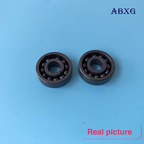 Ochoos 606 608 625 6201 6900 Silicon Nitride Full Ball Ceramic Bearings - (Diameter: 6900 10x22x6)