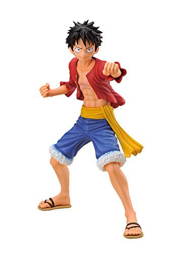 Amazon Com Gigantic Series One Piece Monkey D Luffy New