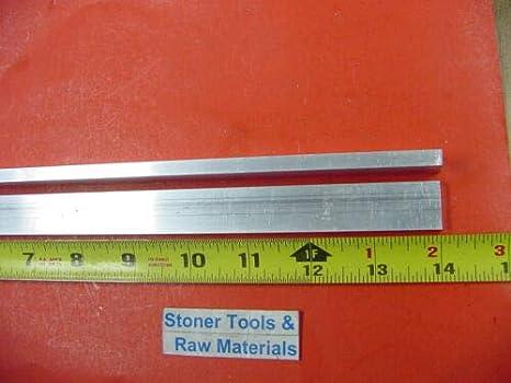 "3//4/"" x 12/"" ALUMINUM 6061 FLAT BAR 13/"" long Solid T6511 Plate Mill Stock"