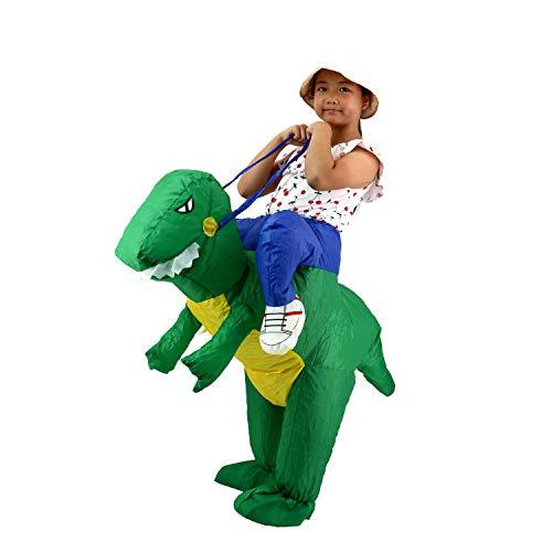 GMIOWEU Dinosaur Inflatable Costume, Halloween Costume, Dinosaur