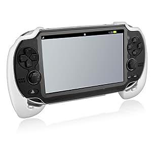 Handgrip Grip Consola Mando Agarre Blanco Para Sony Playstation PS Vita