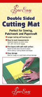 Sew Easy Cutting Mat 900 x 600mm by Sew Easy