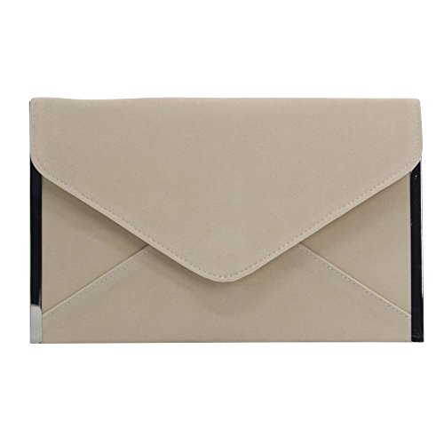 Hot Cocktail Handbag Party Clutch Bag Wedding Cream Pink Women Wiwsi Evening Envelope Chain New 0xPWfTS