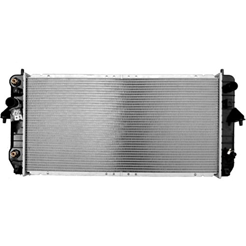 - SCITOO New 2474 Aluminum Radiator fits for Cadillac Seville SLS/STS