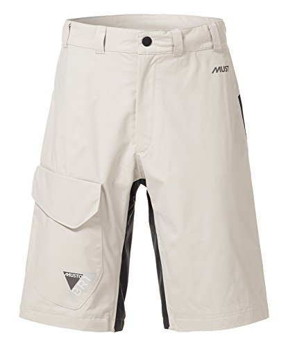 2016 Musto BR1 Waterproof Race Shorts Platinum SB0091
