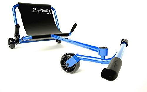 Ezyroller Pro Adult Ride On   Extra Large Heavy Duty Ezyroller  Blue