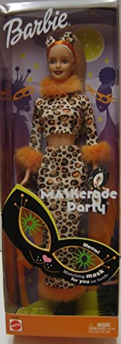 Barbie Halloween Party (Barbie Maskerade Party Doll)