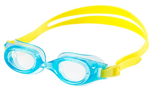 Speedo Junior Hydrospex Classic Goggles, Blue Hawaii, One Size