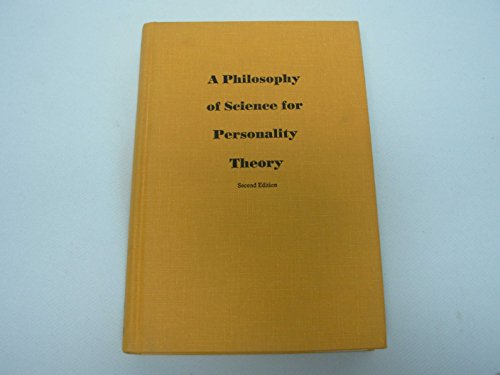 Philosophy of Science for Personality Theory