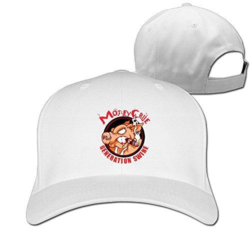 Glam Tag (Glam Metal Band Cap)