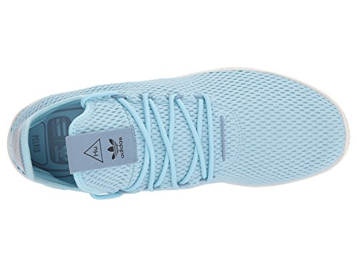 adidas Originals Men's Pharrell Williams Human Race Ice Blue/Ice Blue/Blue 4 D US by adidas Originals (Image #8)