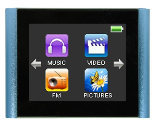 Eclipse BL 1 8 Inch Touchscreen Player
