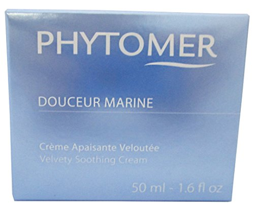 Velvety Soothing Skin Cream (Phytomer Velvety Soothing Cream - Douceur Marine - 50ml/1.6oz)