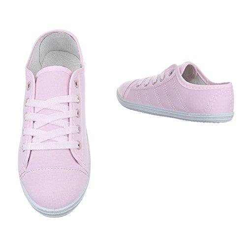 Zapatillas Rosa Ital de Design Mujer casa Cwwz5q