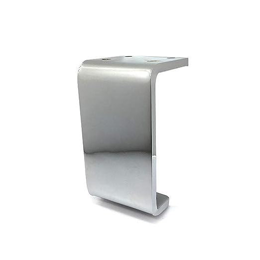 CXPDC JuLong 4 PCS Muebles Pies Metal Oro Sofá De Hierro ...
