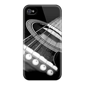 Iphone 4/4s Case Cover Skin : Premium High Quality Guitar Case