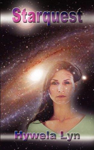 Book: Starquest by Hywela Lyn