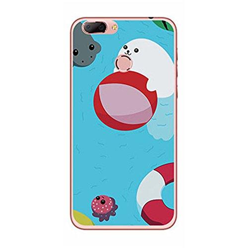 """U20 Plus 5.5"""" Case Phone Cover Bag Customized Support OqU20P"""