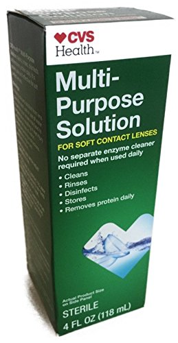 CVS Health Multi-Purpose Solution for Soft Contact Lenses