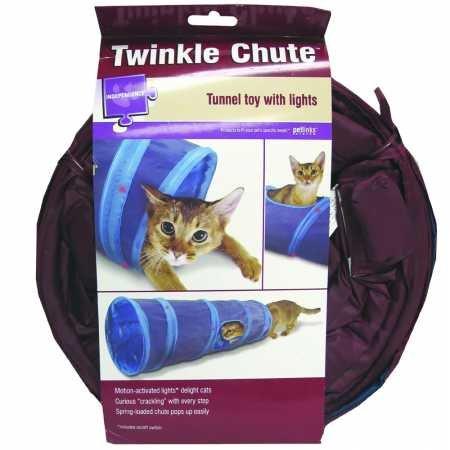 (Petlinks System Twinkle Chute Cat Tunnel, 33