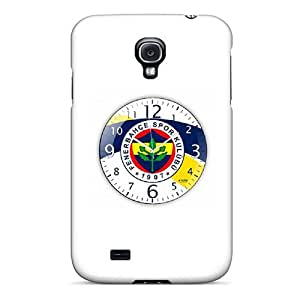 High Impact Dirt/shock Proof Case Cover For Galaxy S4 (fenerbahce3)