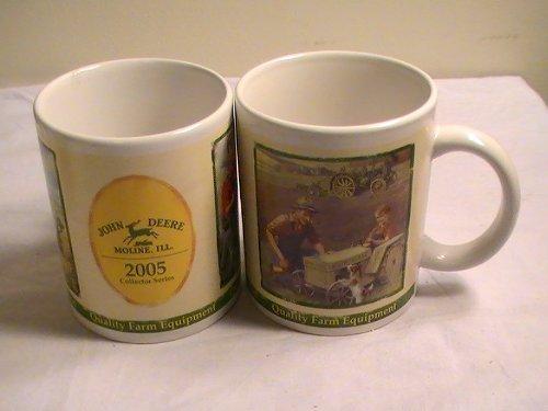 John Deere 2005 Collector Series Mug - One Mug