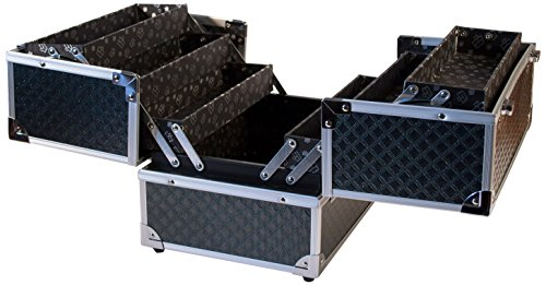 Caboodles Tres Chic 6 Tray Case]()