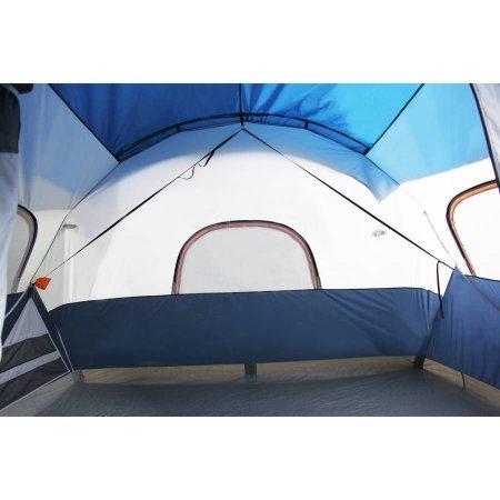 Ozark Trail 20' x 10' All-Season Tunnel Tent with Screen Porch, Sleeps 10, Blue by Ozark Trail (Image #3)