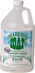 Charlie\'s Soap Laundry Liquid - 2 Gal Case Pack (Includes Two 1 Gal Jugs)