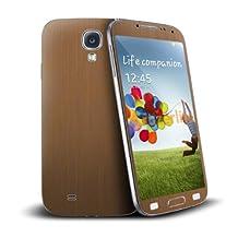 Cruzerlite Metallic Skin for Samsung Galaxy S4, Retail Packaging, Dark Rose Gold