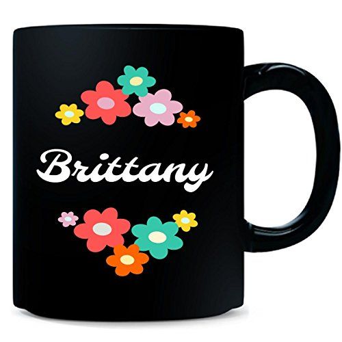d With The Name Brittany - Mug (Brittany Cup)