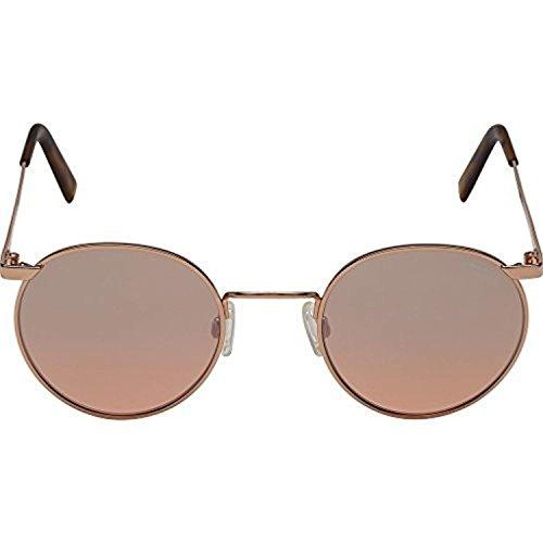 randolph p3 infinity sunglasses rose gold 22k