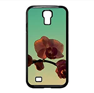 Easy Watercolor style Cover Samsung Galaxy S4 I9500 Case (Flowers Watercolor style Cover Samsung Galaxy S4 I9500 Case)