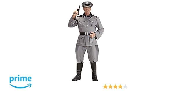 WIDMANN Widman - Disfraz de soldado militar para hombre, talla S ...