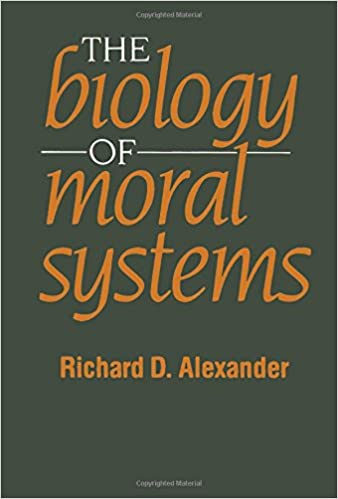 The Biology Of Moral Systems Evolutionary