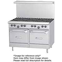 Garland US Range U48-2G36RS U Series Restaurant Range
