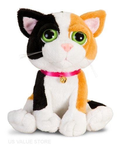 [Plush Cat, Bright Eyes Calico Cat] (Plush 7
